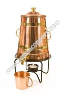Glögg Heating Copper Kettle