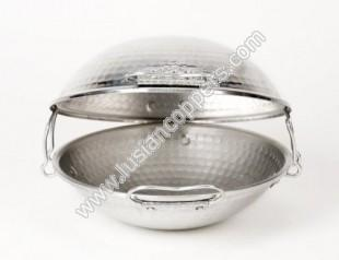 Aluminium Traditional Hammered Cataplana