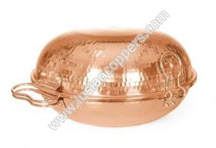 Copper Hammered Cataplana