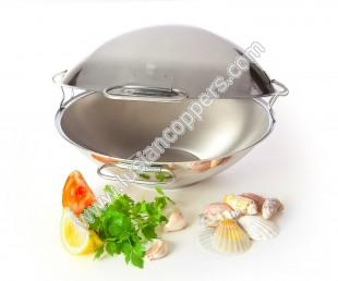 Stainless Steel Cataplana
